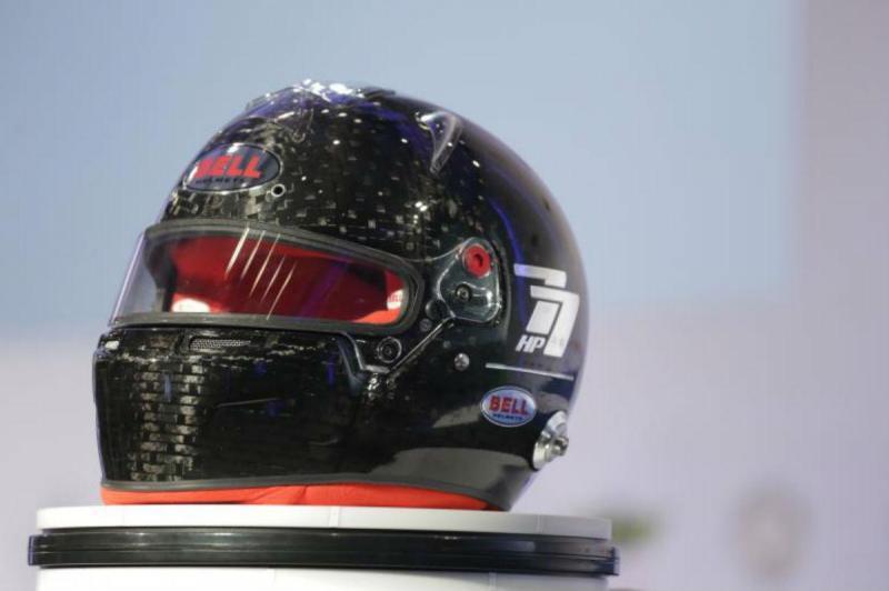 O novo capacete para a F1 em 2019 (imagem FIA)