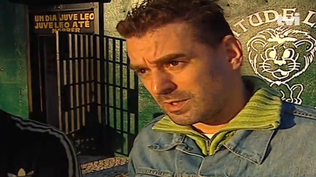 Fernando Mendes (ex-líder da Juve Leo)