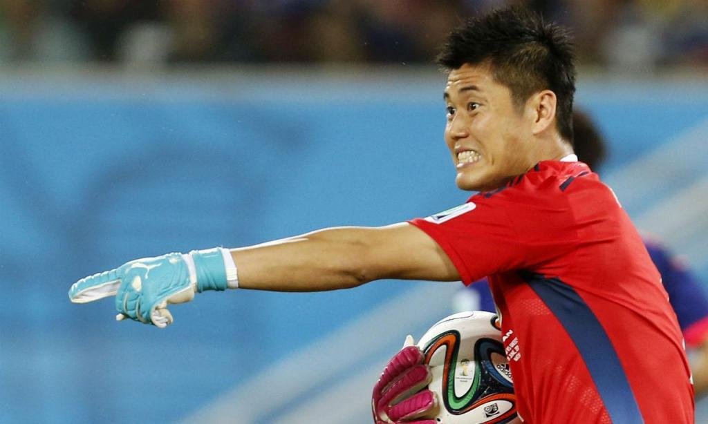 Kawashima (Reuters)