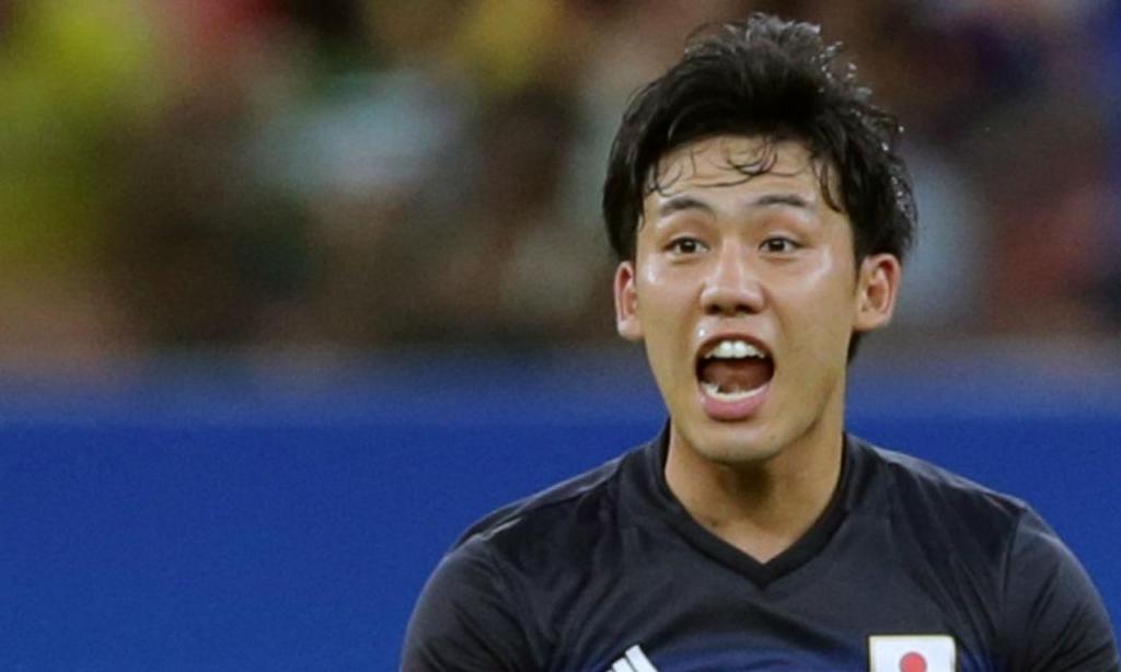 Wataru Endo (Reuters)