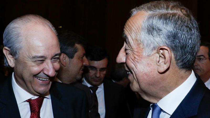 Rui Rio e Marcelo Rebelo de Sousa
