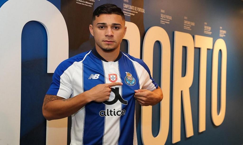 João Pedro (twitter FC Porto)