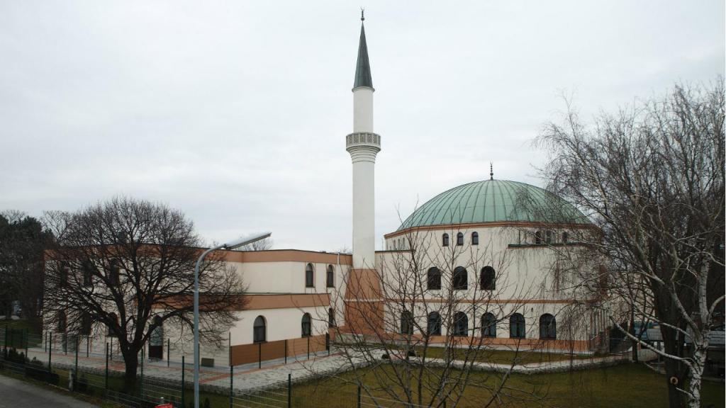 Mesquita em Viena