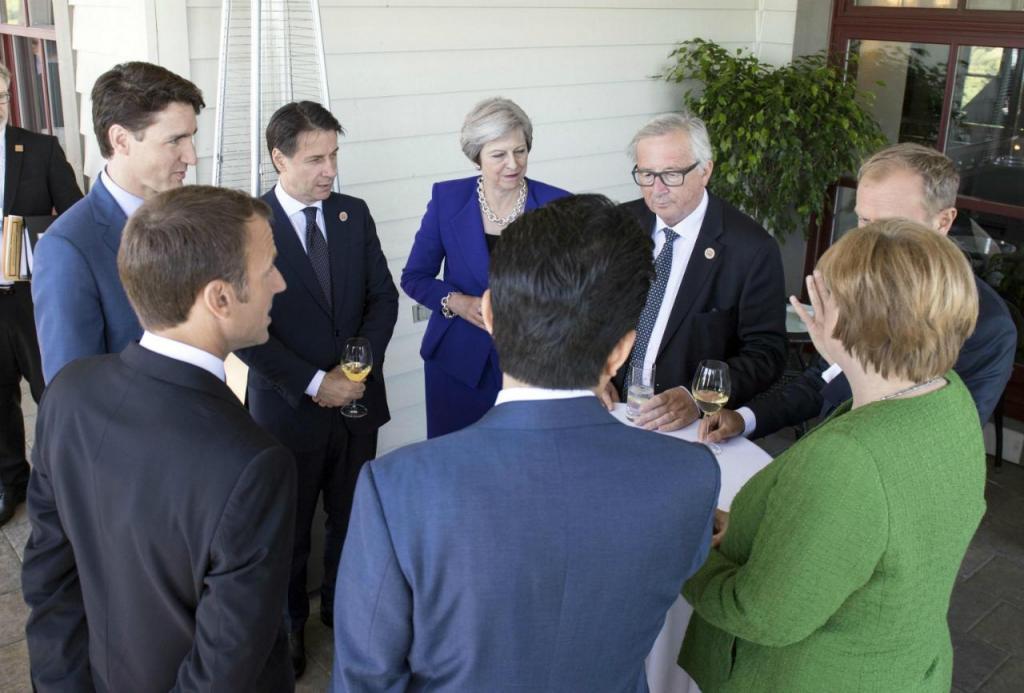 Cimeira dos G7 (La Malbaie, Canadá)
