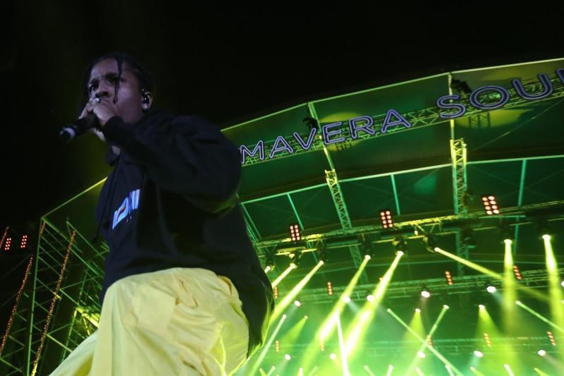 Four Tet e A$AP Rocky fecharam os dois principais palcos do NOS Primavera Sound