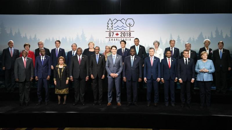 Cimeira G7 no Canadá