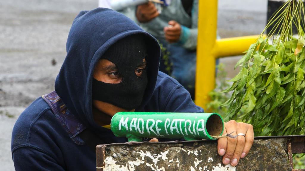 Confrontos na Nicarágua