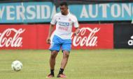 Farid Diaz (foto Twitter da Seleção da Colômbia)