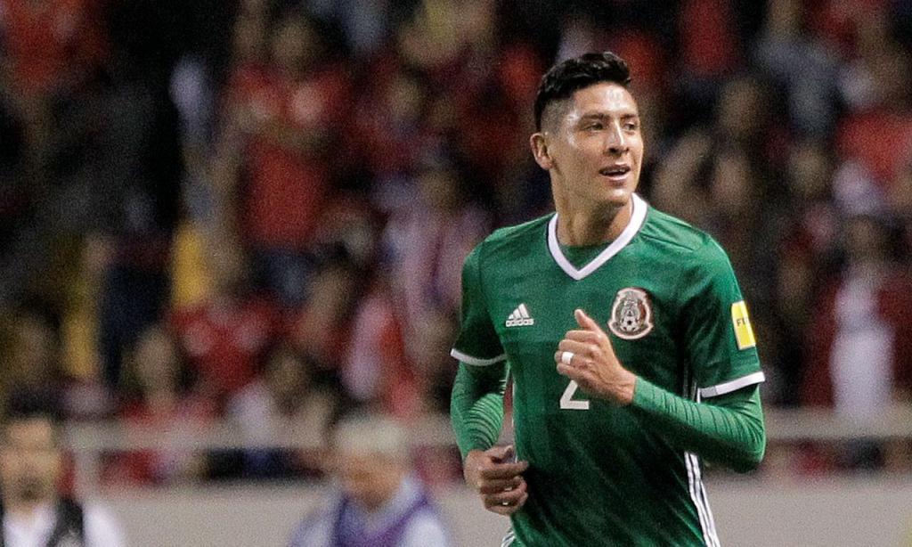 Edson Alvárez (Reuters)