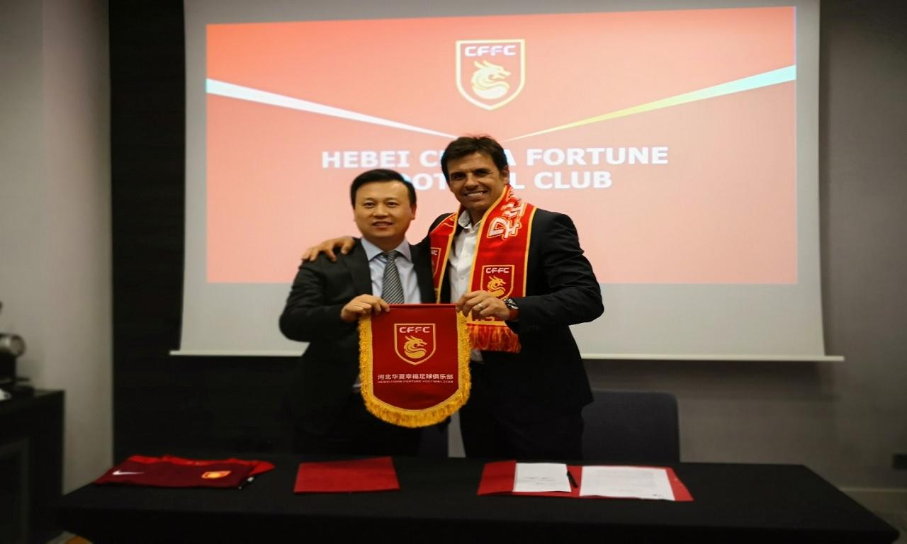 Chris Coleman (Foto: Hebei China Fortune)