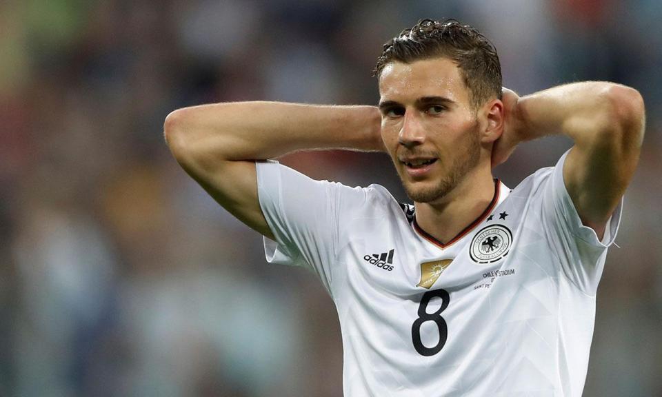 Bayern Munique perde Goretzka por tempo indeterminado