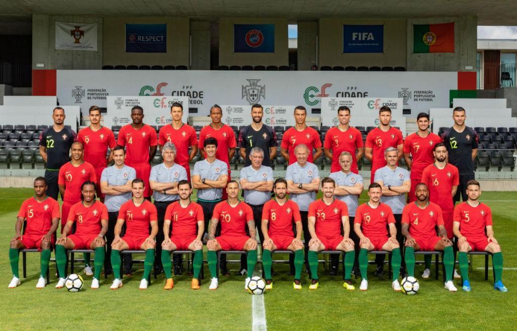 Seleção Nacional (Lusa)