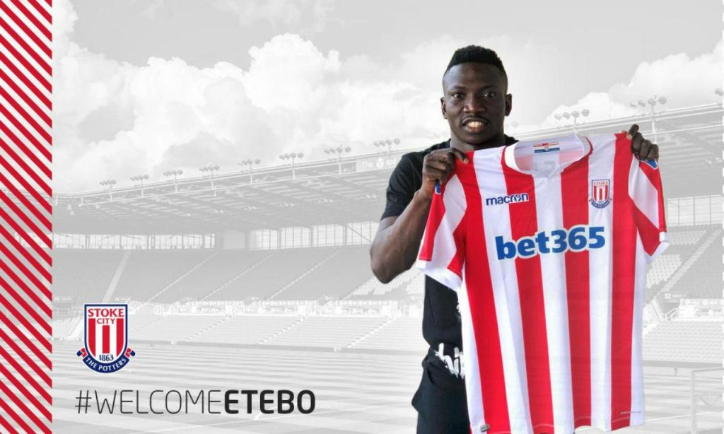 Etebo troca o Feirense pelo Stoke