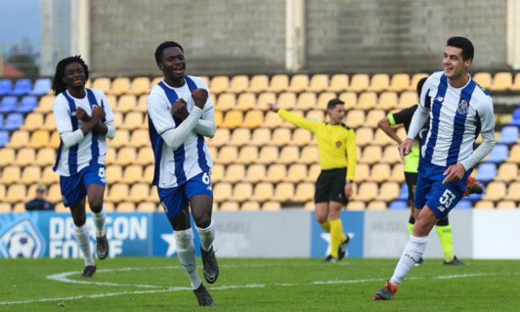 Madi Queta renovou com o FC Porto