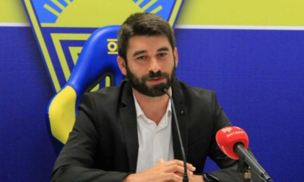 Luís Freire é o novo treinador do Estoril