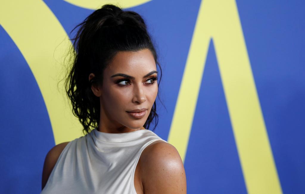 Kim Kardashian na Selfie