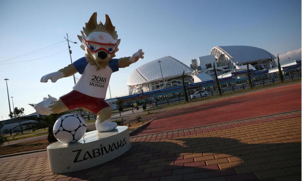 Estádio de Sochi