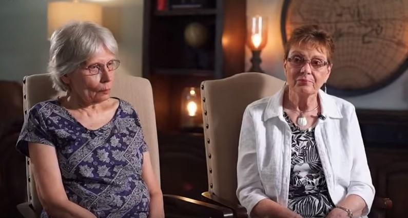 Denice Juneski e Linda Jourdeans
