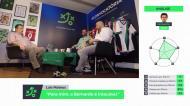 #convocatória: Adrien, Moutinho, João Mário, Bernardo... quem no meio-campo?o
