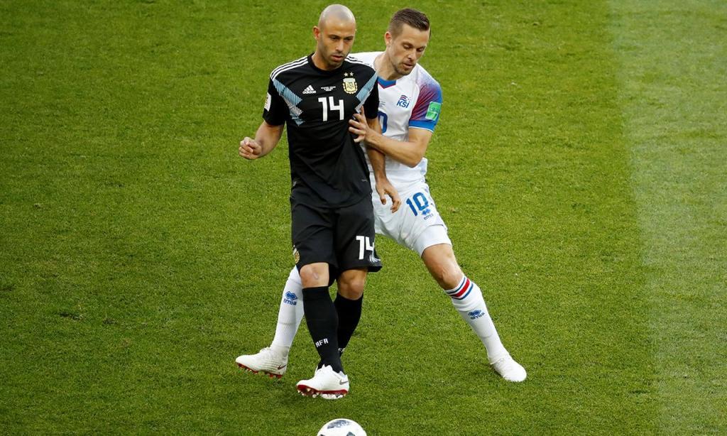 Argentina-Islândia