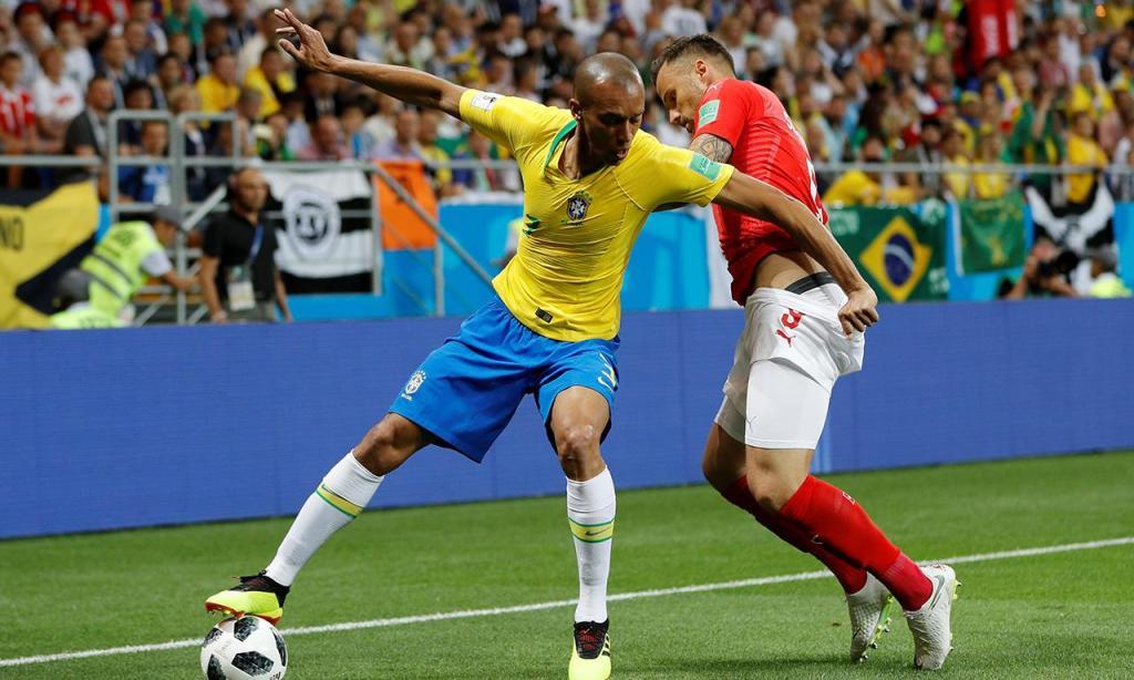 Brasil-Suiça