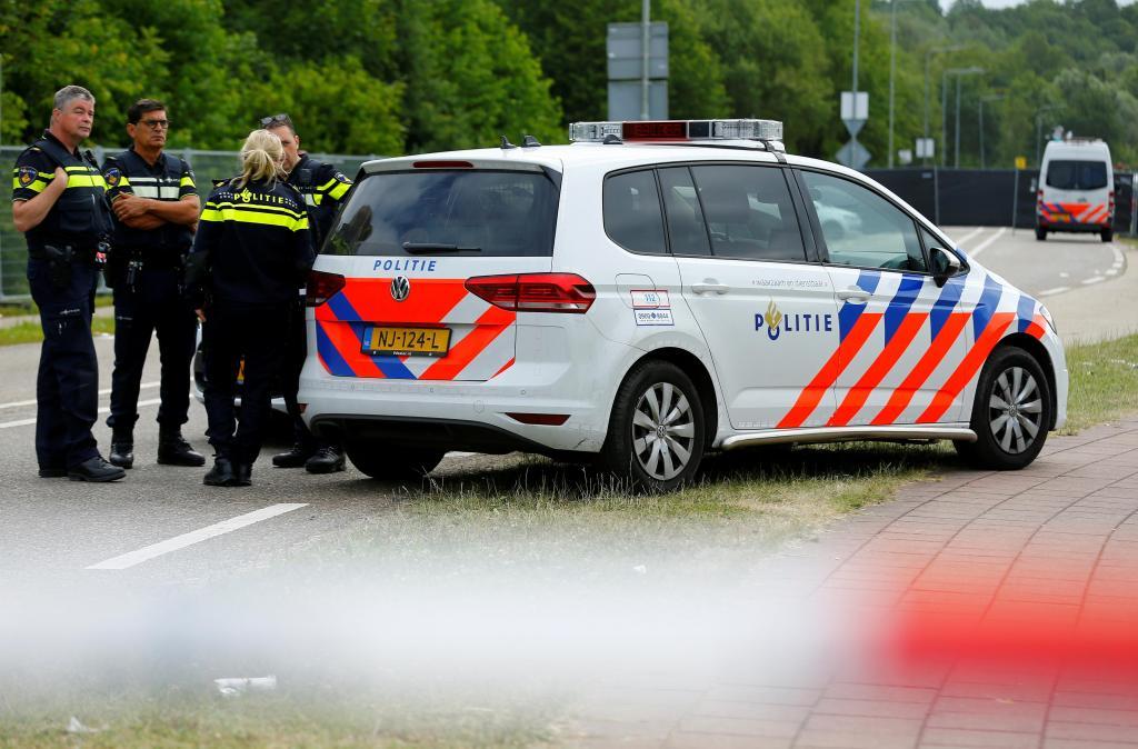 Atropelamento no festival PinkPop na Holanda