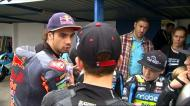 Moto2: Miguel Oliveira outra vez no pódio