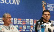 Conferência de imprensa da Seleção (Paulo Novais/Lusa)