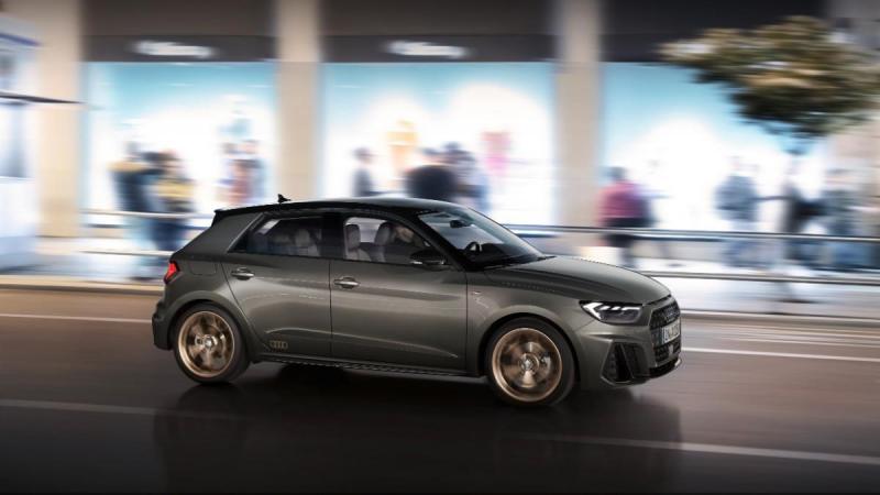 Audi A1 Sportback (Audi AG)