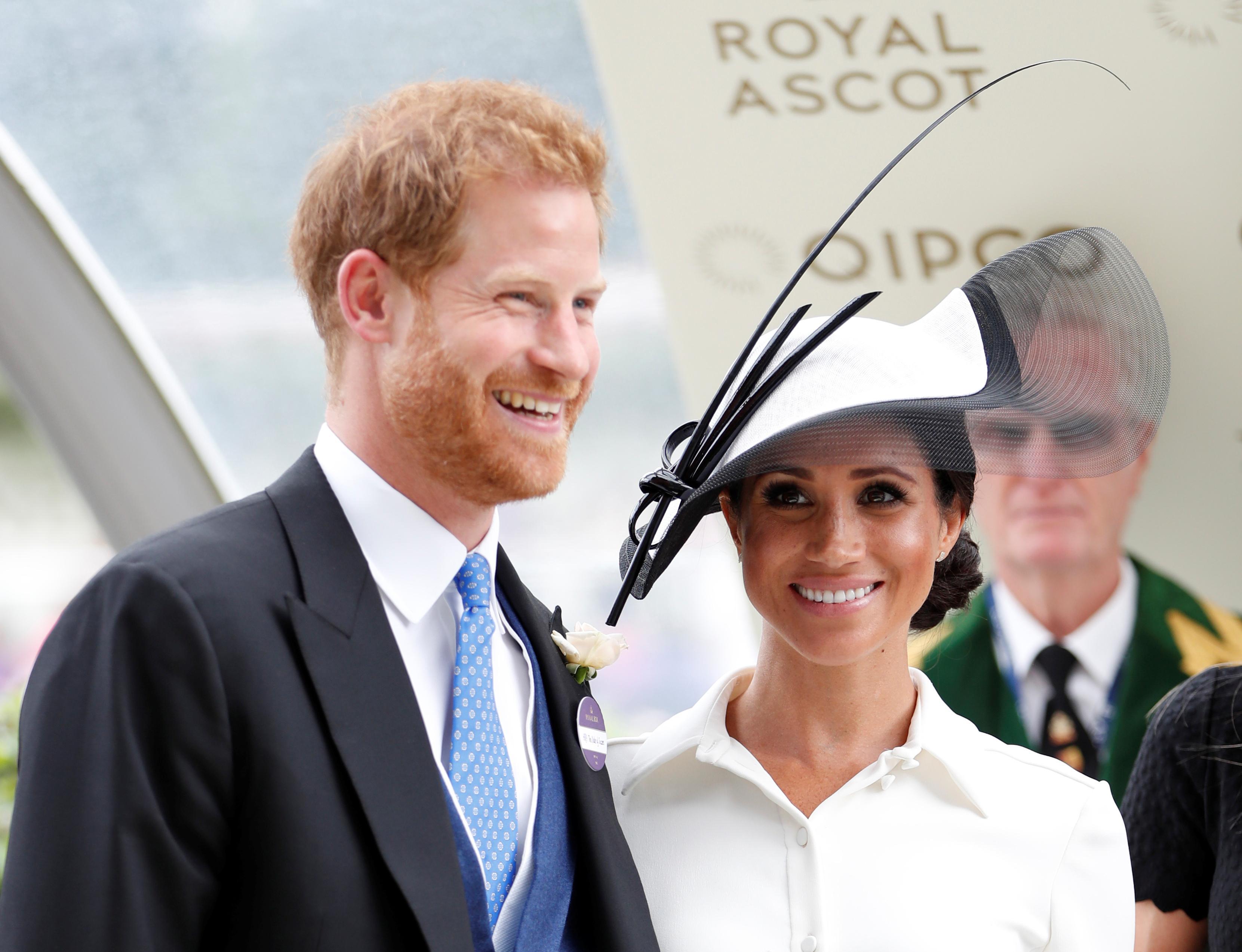 Os looks de Meghan Markle inspirados na princesa Diana