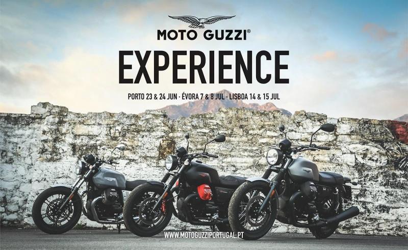 Moto Guzzi Experience