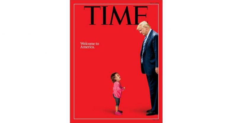 Revista Time de julho de 2018