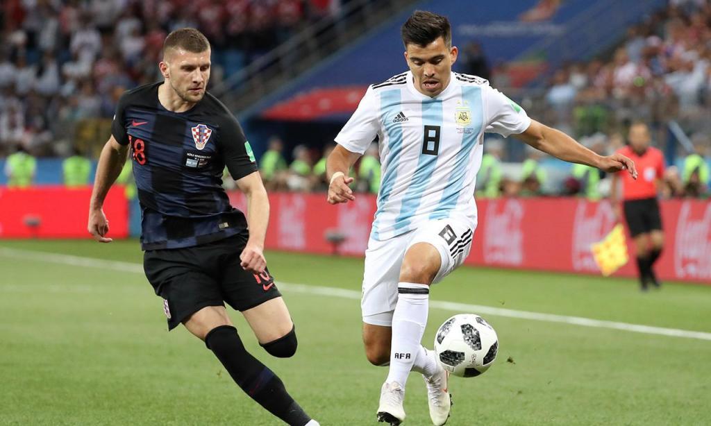 Argentina-Croácia