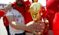 Mundial 2018: Bélgica-Tunísia