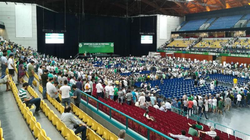 Assembleia Geral do Sporting