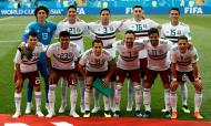 Coreia do Sul-México