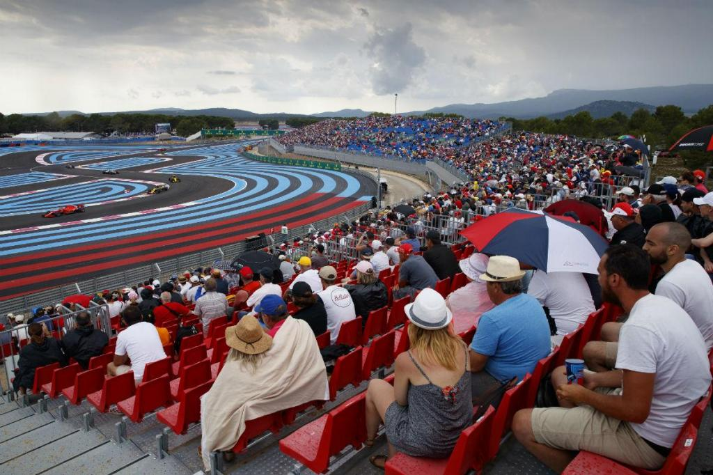 GP de França de F1 (Lusa)