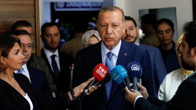 Eleições na Turquia