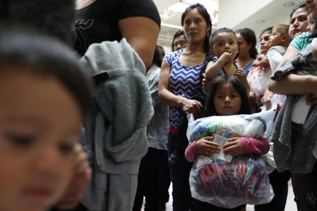 Imigrantes ilegais nos EUA