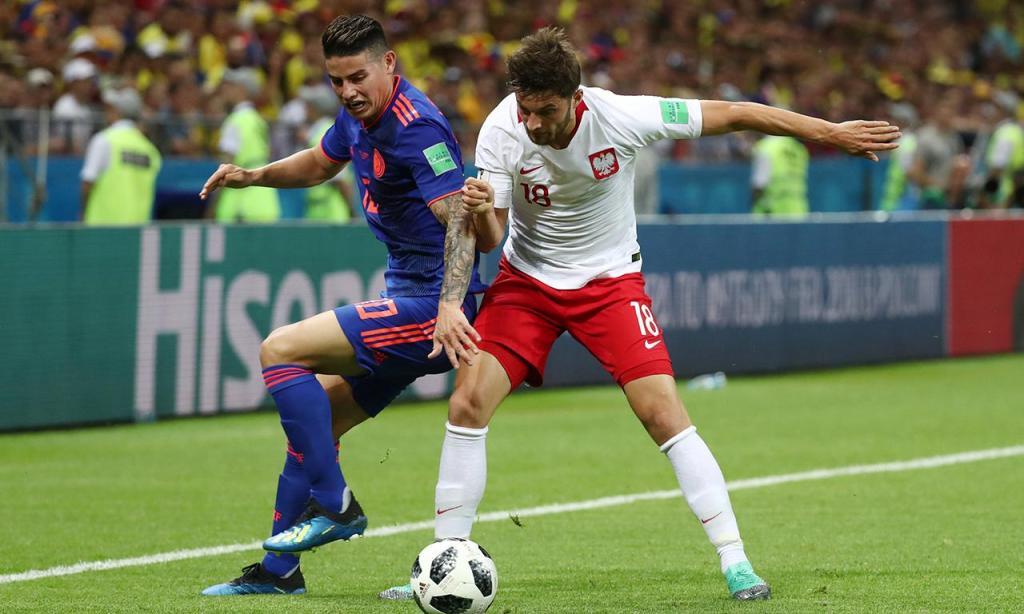 Polónia-Colômbia