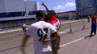 Cristiano Ronaldo: o nome que todos repetem (até os iranianos) em Saransk