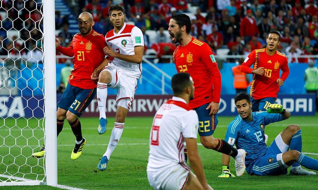 Espanha-Marrocos