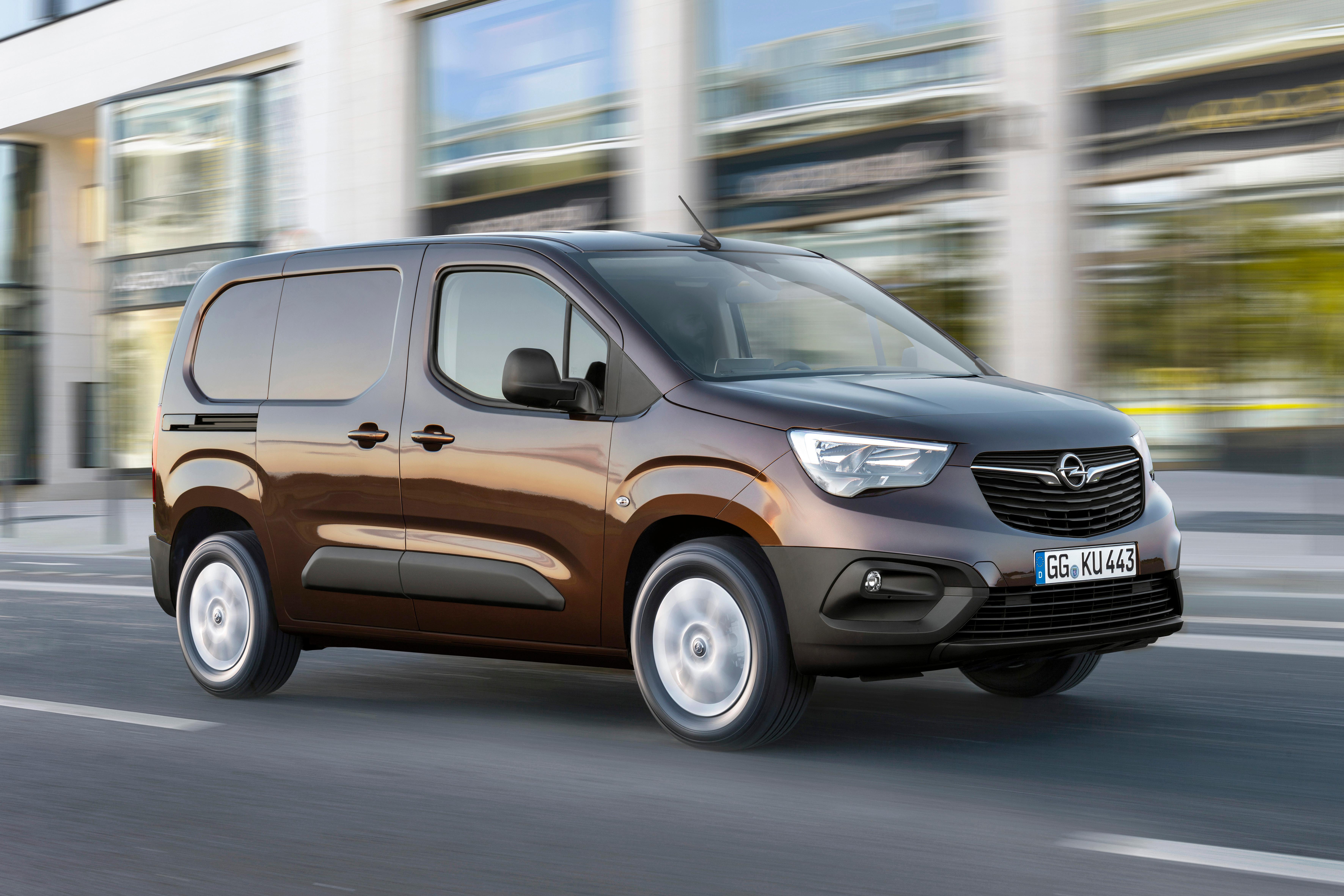 Novo Opel Combo