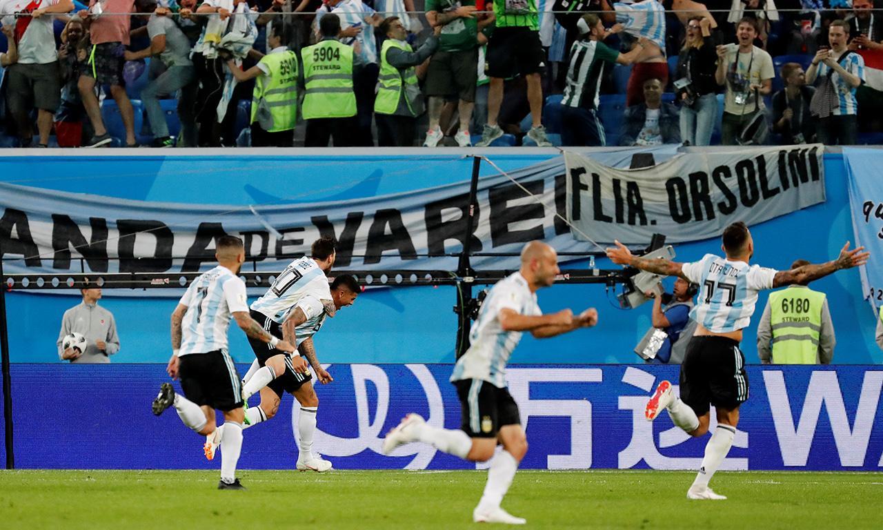 08863b7711 Mundial2018  Nigéria-Argentina