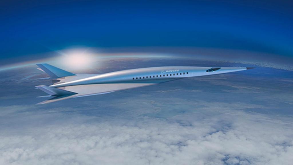Boeing hipersónico
