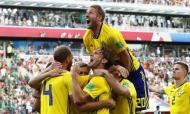Mundial 2018: México-Suécia
