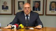 Sousa Cintra anuncia rescisão com Mihajlovic