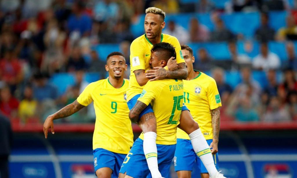 Brasil-Sérvia (Reuters)