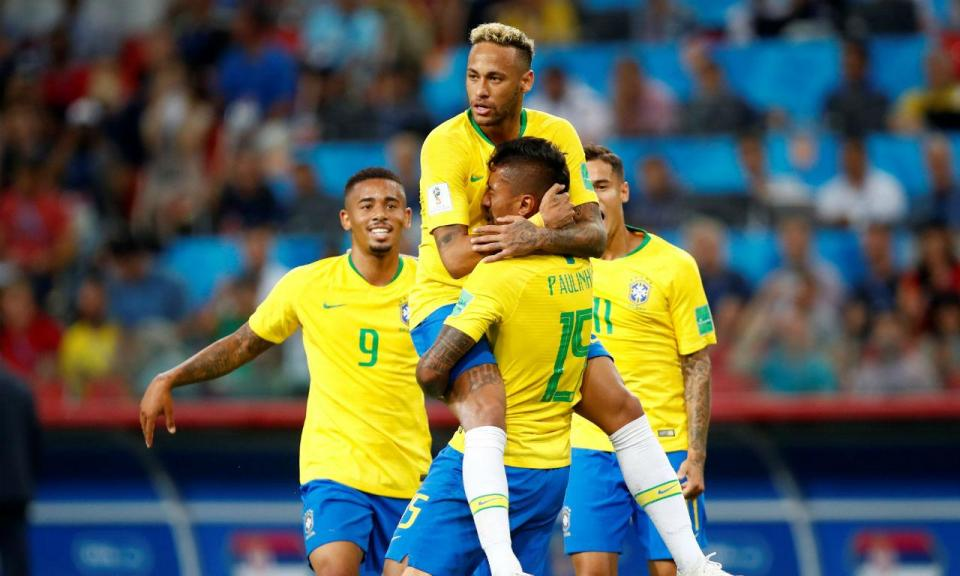 VÍDEO: Neymar regressa com assistência e golo frente a Queiroz