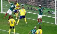 México-Suécia